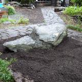 庭石の移動
