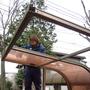 駐輪場の屋根修理-AFTER02