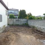 物置小屋の解体撤去