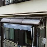 サンテラスの屋根張替え