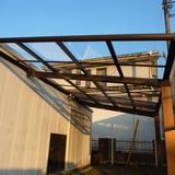 カーポート屋根張替え工事