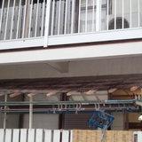 テラス屋根の張替え工事