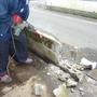 ブロック塀の解体工事-BEFORE04