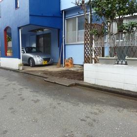 ブロック塀の解体工事-AFTER01