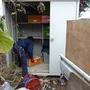 物置の解体と不用品撤去-BEFORE03