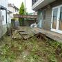 ウッドデッキの解体と草取り-AFTER02