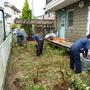 ウッドデッキの解体と草取り-AFTER03