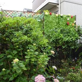 フェンスの飾り付け-AFTER01