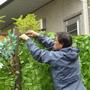 フェンスの飾り付け-AFTER02