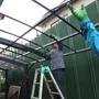カーポート屋根張替え工事-BEFORE02