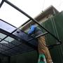 カーポート屋根張替え工事-AFTER04