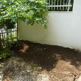 花壇の解体・レンガの回収-AFTER01
