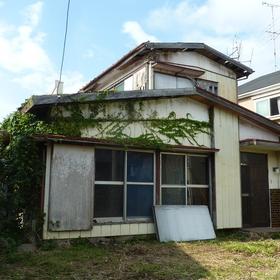 木造2階建屋解体-BEFORE01