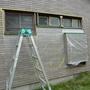 窓枠の塗装工事-BEFORE03