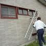窓枠の塗装工事-AFTER02