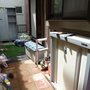 物置撤去と庭周りの片付け-BEFORE02