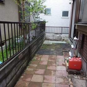 物置撤去と庭周りの片付け-AFTER01