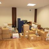 家具と物の移動