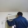 エアコンの移設工事-BEFORE03