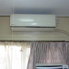 エアコンの取外し処分-BEFORE01