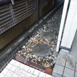 玉石、レンガブロックの回収