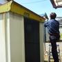 物置の解体撤去作業-BEFORE02