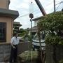 庭石の撤去工事-BEFORE03