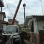 庭石の撤去工事-BEFORE04