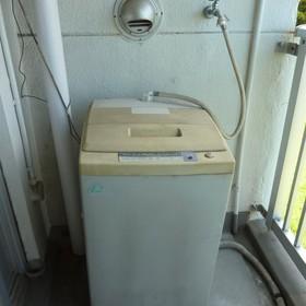 洗濯機、照明の買換え交換-BEFORE01