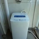 洗濯機、照明の買換え交換