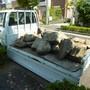 庭石の撤去処分-BEFORE04