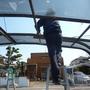 カーポート屋根張替え工事-BEFORE04