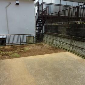 物置と残置物の撤去-AFTER01