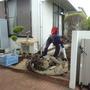 庭石の撤去処分-AFTER03