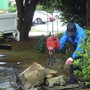 庭石の撤去作業-BEFORE03
