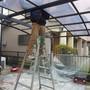 カーポート屋根張替え工事-BEFORE03