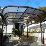 カーポート屋根の張替え