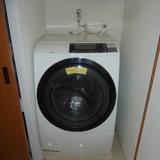 洗濯機の配水口清掃