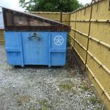 ブロックや不用品の回収