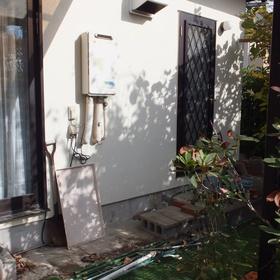 温室、ベンチの回収-AFTER01