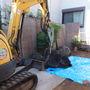 庭石の撤去処分-BEFORE03