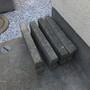 ブロックや玉石の回収-BEFORE02