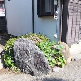 庭石の撤去-BEFORE01