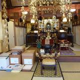 星谷寺で遺品供養をおこないました。